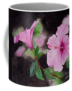 Hibiscus - So Pretty In Pink Coffee Mug