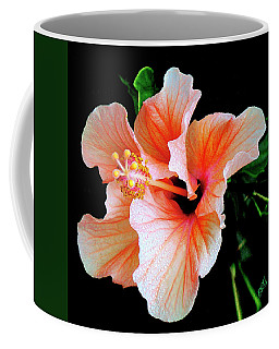 Hibiscus Spectacular Coffee Mug by Ben and Raisa Gertsberg
