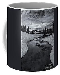 Hidden Beneath The Clouds Coffee Mug