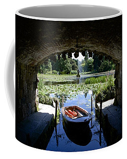 Hidden Boat Coffee Mug