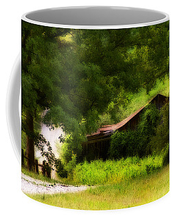 Hidden Down The Road Coffee Mug