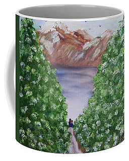 Hidden Escape Coffee Mug