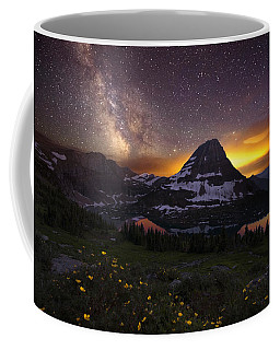 Coffee Mug featuring the photograph Hidden Galaxy by Dustin  LeFevre