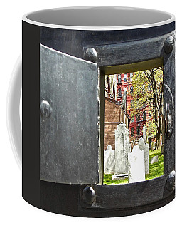 Coffee Mug featuring the photograph Hidden New York by Joan Reese