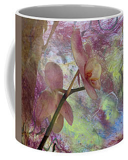 Hidden Orchid Coffee Mug
