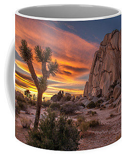Hidden Valley Rock - Joshua Tree Coffee Mug