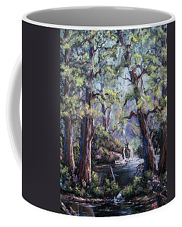 Hidden Waters Coffee Mug by Megan Walsh