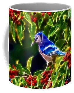 Hiding In The Berries Coffee Mug