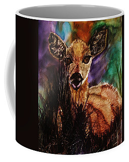 Hiding In The Shadows Coffee Mug