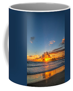 Hiding Sunset Coffee Mug