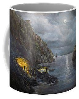 Hiding Treasure Coffee Mug