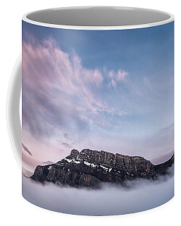 High Above The Clouds Coffee Mug