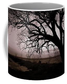 Coffee Mug featuring the photograph High Cliff Beauty by Lauren Radke