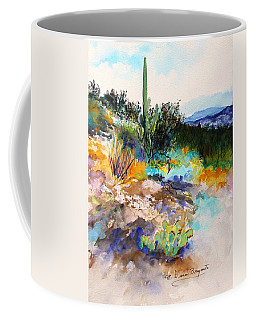 High Desert Scene 2 Coffee Mug