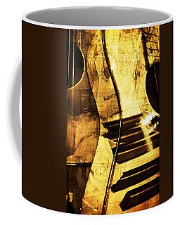 High On Music Coffee Mug