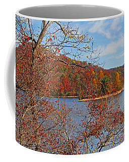 Coffee Mug featuring the photograph High On The Mountain by HH Photography of Florida