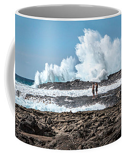 In Over Their Heads Coffee Mug