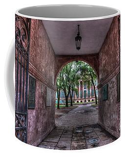 Higher Education Tunnel Coffee Mug