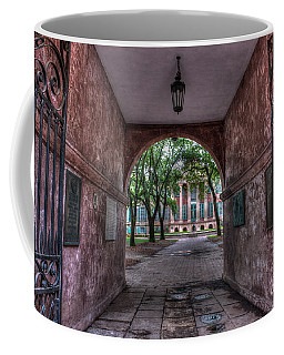 Higher Education Tunnel Coffee Mug