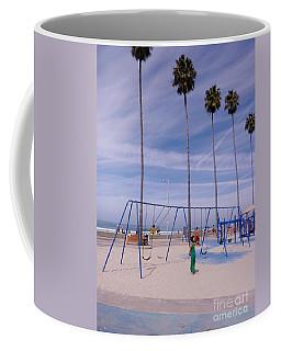 Higher  Coffee Mug by Susan Garren