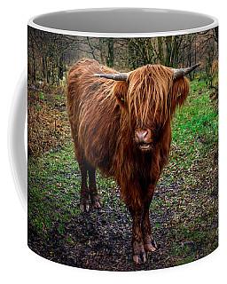 Highland Beast  Coffee Mug