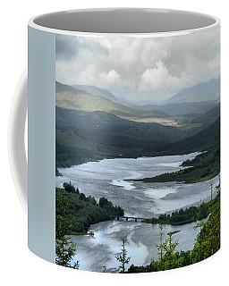 Highland Loch At Lochaber Coffee Mug