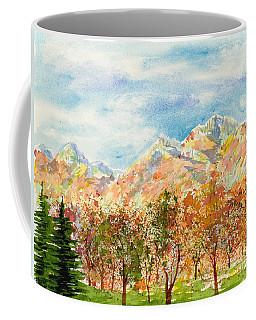 Highlands Autumn Coffee Mug