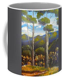 Highlands Gum Trees Coffee Mug