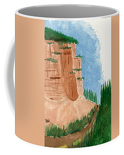 Highway Smile Coffee Mug