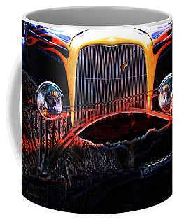 Coffee Mug featuring the photograph Highway To Hell by Gunter Nezhoda