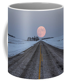 Highway To The Moon Coffee Mug