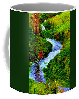 Hill And Rill Coffee Mug