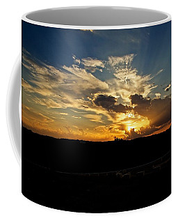 Hill Country Sunset Coffee Mug