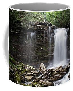 Second Fall Of Hills Creek Coffee Mug