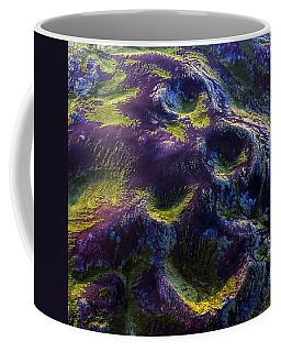 Coffee Mug featuring the photograph Hills by Gunnar Orn Arnason