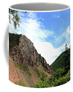 Hills Coffee Mug by Jason Lees