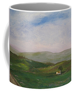 Hills Of Ireland Coffee Mug