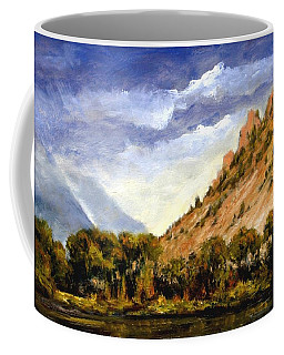Hills Of Jackson Wyoming Coffee Mug