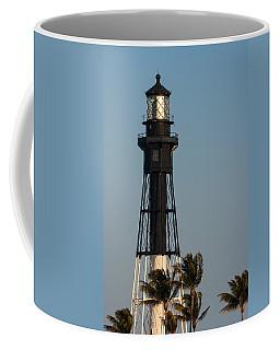 Hillsboro Inlet Lighthouse In The Evening Coffee Mug