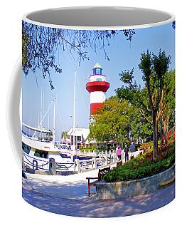 Hilton Head Lighthouse Coffee Mug
