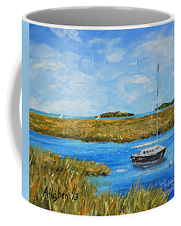 Hilton Head Mooring Coffee Mug