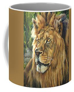 Him - Lion Coffee Mug
