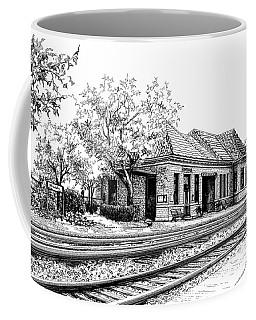 Hinsdale Train Station Coffee Mug
