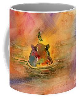Hippo Birdie Coffee Mug