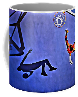 His Airness Michael Jordan Coffee Mug