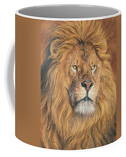 His Majesty - Detail Coffee Mug