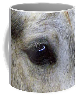 Coffee Mug featuring the photograph His Spirit Was Stolen by John Glass