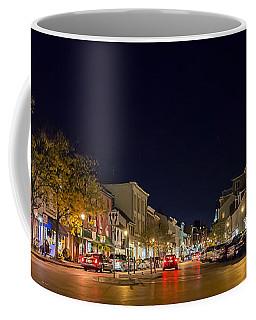 Historic Annapolis - Pano Coffee Mug