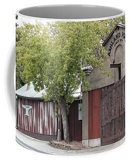 Historic Ashland Forge Coffee Mug by Brooks Garten Hauschild