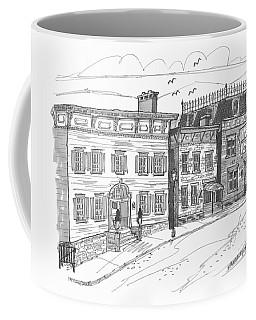 Historic Catskill Street Coffee Mug
